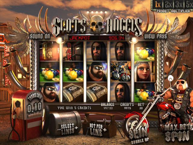Slots Angels Betsoft kolikkopelit screenshot