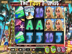 The Tipsy Tourist Betsoft kolikkopelit screenshot