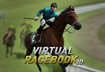 Virtual Racebook 3D Betsoft kolikkopelit thumbnail