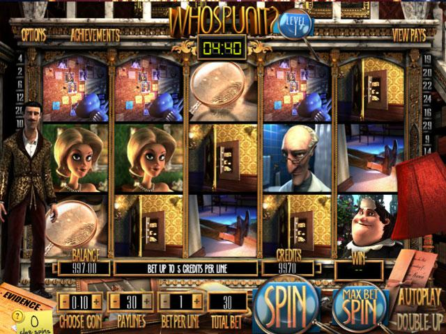 Who Spun It Plus Betsoft kolikkopelit screenshot