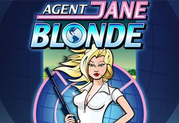 Agent Jane Blonde Microgaming kolikkopelit thumbnail