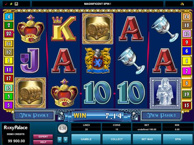 Avalon Microgaming kolikkopelit screenshot
