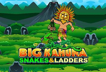 Big Kahuna: Snakes and Ladders Microgaming kolikkopelit thumbnail