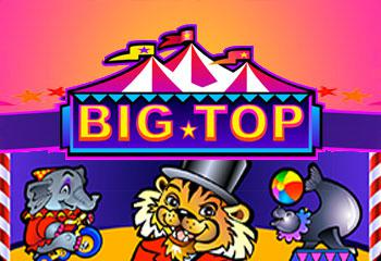 Big Top Microgaming kolikkopelit thumbnail