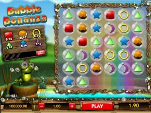 Bubble Bonanza Microgaming kolikkopelit screenshot