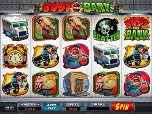 Bust the Bank Microgaming kolikkopelit screenshot
