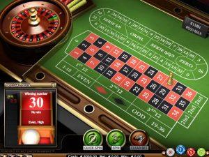 NetEnt Roulette Pro Toripelit screenshot