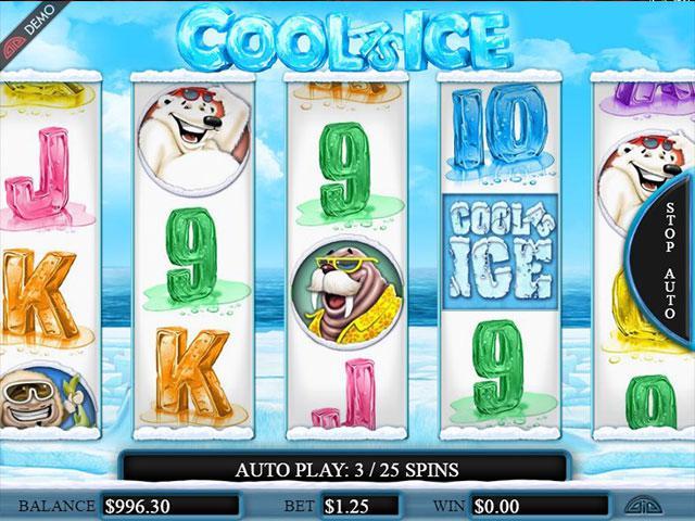 Cool as Ice microgaming kolikkopelit screenshot