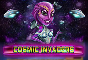 Cosmic Invaders microgaming kolikkopelit thumbnail