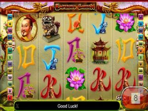 Emperors Garden microgaming kolikkopelit screenshot