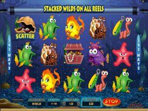 Fish Party microgaming kolikkopelit screenshot