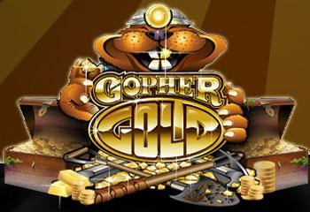 Gopher Gold microgaming kolikkopelit thumbnail