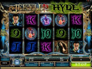Jekyll and Hyde Microgaming kolikkopelit screenshot