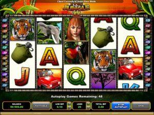 Jungle II Microgaming kolikkopelit screenshot