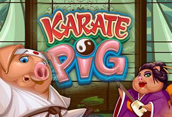 Karate Pig Microgaming kolikkopelit thumbnail
