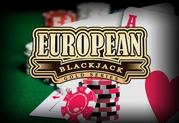 European Blackjack Gold Microgaming thumbnail