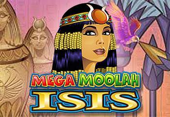 Mega Moolah Isis Microgaming kolikkopelit thumbnail