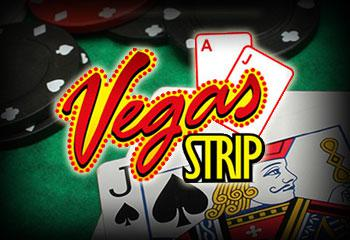 Vegas Strip Blackjack Microgaming thumbnail
