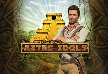 Kolikkopelit Aztec Idols PlaynGo Thumbnail - Toripelit.com