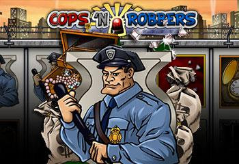 Kolikkopelit Cops'n'Robbers PlaynGo Thumbnail - Toripelit.com