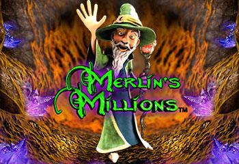 Kolikkopelit Merlin's Millions Microgaming Thumbnail - Toripelit.com