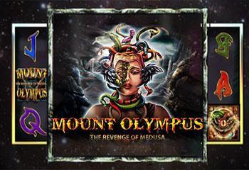 Kolikkopelit Mount Olympus Revenge of Medusa Microgaming Thumbnail - Toripelit.com