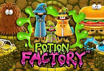 Kolikkopelit Potion Factory Microgaming Thumbnail - Toripelit.com