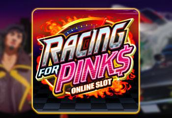 Kolikkopelit Racing for Pinks Microgaming Thumbnail - Toripelit.com