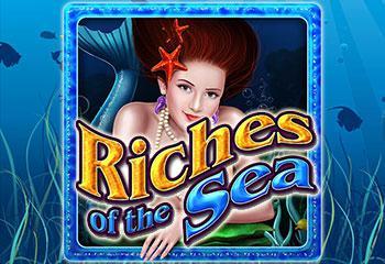 Kolikkopelit Riches of the Sea Microgaming Thumbnail - Toripelit.com