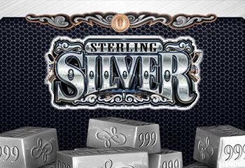 Kolikkopelit Sterling Silver 3D 2D Microgaming Thumbnail - Toripelit.com