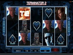 Kolikkopelit Terminator 2 Microgaming SS - Toripelit.com