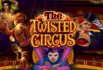 Kolikkopelit The Twisted Circus Microgaming Thumbnail - Toripelit.com