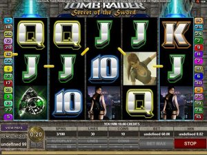 Kolikkopelit Tomb Raider 2 Microgaming SS - Toripelit.com