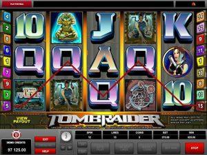 Kolikkopelit Tomb Raider Microgaming SS - Toripelit.com