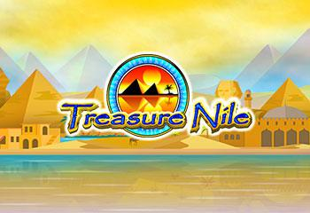 Kolikkopelit Treasure Nile Microgaming Thumbnail - Toripelit.com