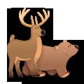 Eläin kolikkopelit