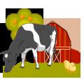 Eläinfarmi kolikkopelit