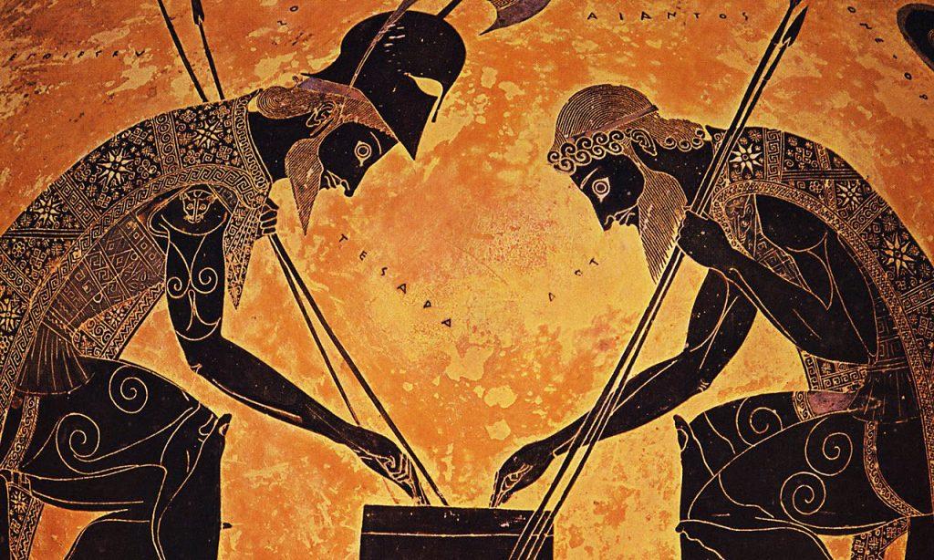 uhkapelaaminen-mytologiass