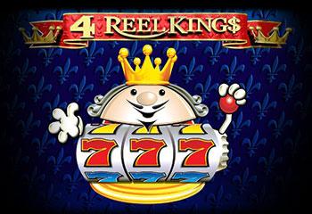Kolikkopelit 4 King Cash, Novomatic Thumbnail - Toripelit.com