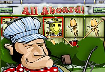 Kolikkopelit All Aboard, Rival Thumbnail - Toripelit.com