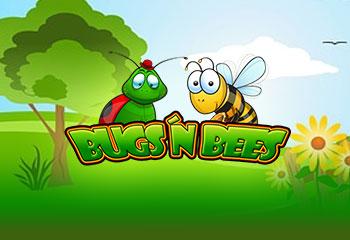 Kolikkopelit Bugs 'n Bees, Novomatic Thumbnail - Toripelit.com