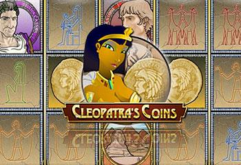 Kolikkopelit Cleopatra's Coins, Rival Thumbnail - Toripelit.com