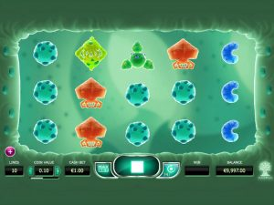 Kolikkopelit Cyrus the Virus, Yggdrasil Gaming SS - Toripelit.com
