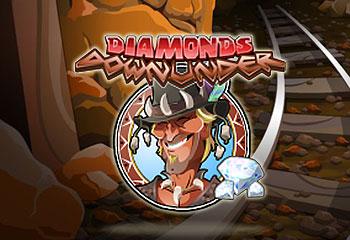 Kolikkopelit Diamonds Downunder, Rival Thumbnail - Toripelit.com