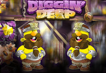 Kolikkopelit Diggin Deep, Rival Thumbnail - Toripelit.com