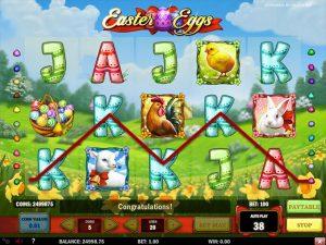 Kolikkopelit Easter Eggs, Play'n GO SS - Toripelit.com