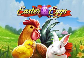 Kolikkopelit Easter Eggs, Play'n GO Thumbnail - Toripelit.com