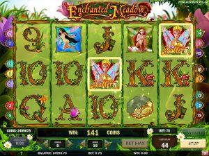 Kolikkopelit Enchanted Meadow, Play'n GO SS - Toripelit.com