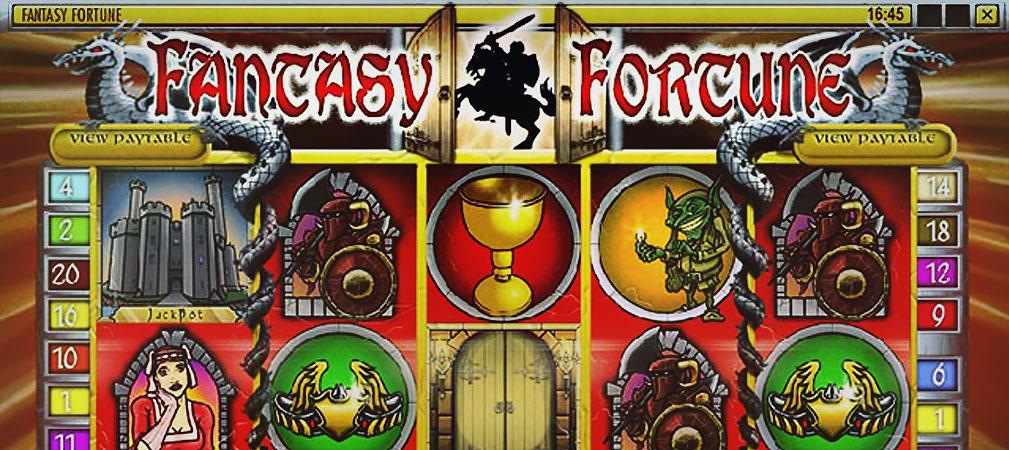 Kolikkopelit Fantasy Fortune, Rival Slider - Toripelit.com