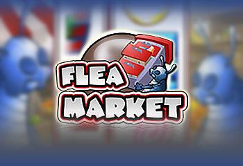 Kolikkopelit Flea Market, Rival Thumbnail - Toripelit.com